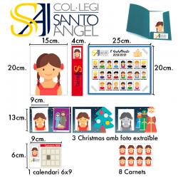 Modelo1 - Colegio SANTO ÀNGEL
