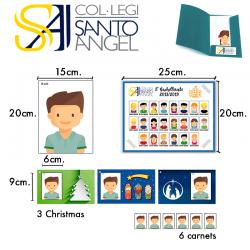 Modelo2 - Col·legi SANTO ÀNGEL